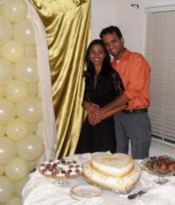 Sempre conversando e orando, Deus confirmou que era ela a minha futura esposa!