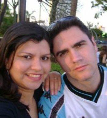 Somos felizes e eternamente gratos à Deus por essa ferramentta maravilhosa que é o site www.amoremcristo.com, que fez com com que duas pessoas de cidades tão diferentes descobrissem o amor...