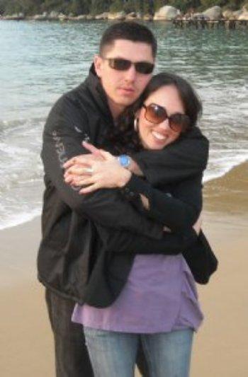 Me inscrevi no site AmorEmCristo.com, pois gostaria de conhecer um homem de Deus. Mas na verdade, achava que seria impossível conhecer alguém por um site...