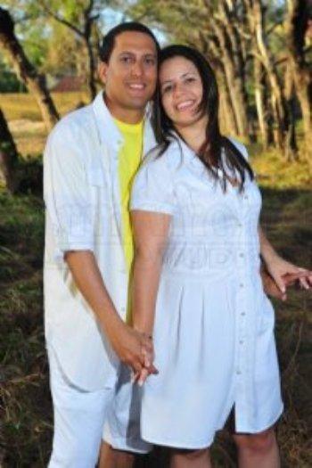 Estou de casamento marcado e gostaria de partilhar com todos vocês a minha felicidade e as bençãos que Deus tem feito na minha vida!