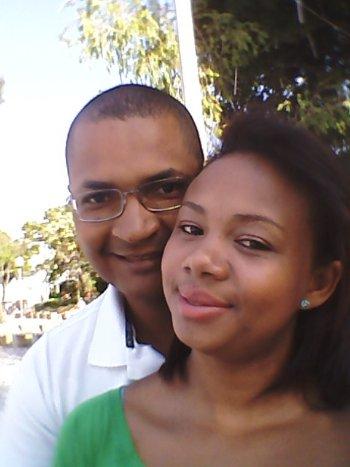 Nosso namoro realmente foi uma dádiva de Deus...