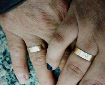 Agradeço a Deus e a equipe do AmorEmCristo.com por essa benção que é meu esposo!