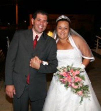 DEUS preparou tudo desde o nosso encontro até o dia tão sonhado por nós, o dia de nosso casamento. Temos vivido os sonhos de DEUS, sabemos que DEUS nos uniu também para agraciar as nossas vidas.